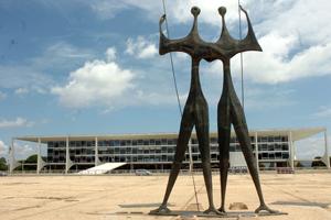 Praça dos 3 Poderes