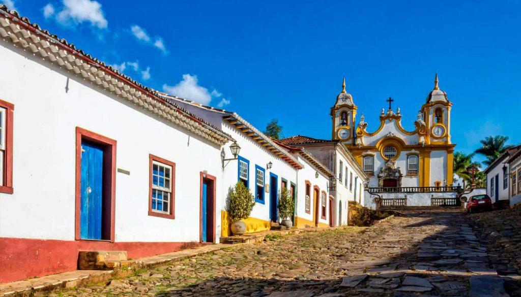 City Tour em Minas Gerais